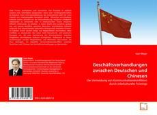 Copertina di Geschäftsverhandlungen zwischen Deutschen und Chinesen