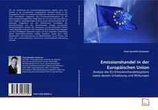 Buchcover von Emissionshandel in der Europäischen Union