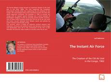 The Instant Air Force kitap kapağı