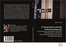 Bookcover of IT Governance und der Sarbanes-Oxley Act