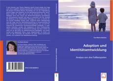 Buchcover von Adoption und Identitätsentwicklung