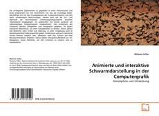 Capa do livro de Animierte und interaktive Schwarmdarstellung in der Computergrafik