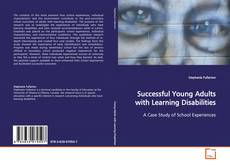 Capa do livro de Successful Young Adults with Learning Disabilities
