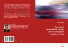 Bookcover of Successful Automotive Testing