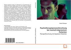 Portada del libro de Psychotherapieprozessforschung bei manisch-depressiven Patienten