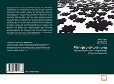 Bookcover of Mehrprojektplanung