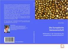 Buchcover von Die Europäische Genossenschaft