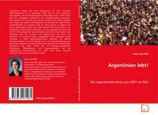 Capa do livro de Argentinien lebt!