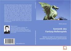 Couverture de Semiotik des Fantasy-Rollenspiels