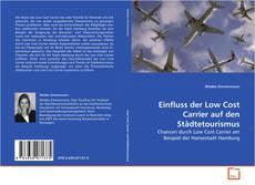 Capa do livro de Einfluss der Low Cost Carrier auf den Städtetourismus