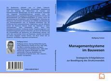 Couverture de Managementsysteme im Bauwesen