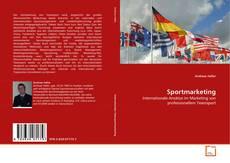 Bookcover of Sportmarketing