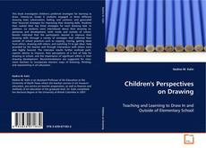 Bookcover of Children's Perspectives on Drawing
