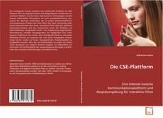 Bookcover of Die CSE-Plattform