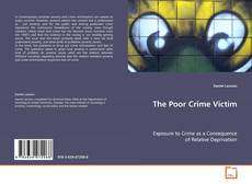 Capa do livro de The Poor Crime Victim