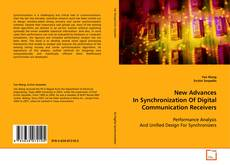Bookcover of New Advances In Synchronization Of Digital Communication Receivers