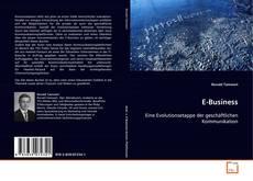 Buchcover von E-Business
