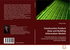 Buchcover von Construction Product Data and Building Information Models