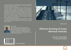 Bookcover of Efficient Routing of Snow Removal Vehicles