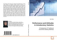 Bookcover of Performance and Attitudes in Introductory Statistics