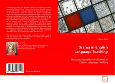 Portada del libro de Drama in English Language Teaching