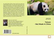Buchcover von Taiwan - Not Made In China