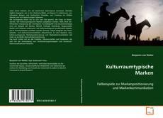 Buchcover von Kulturraumtypische Marken