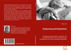 Patientenzufriedenheit的封面