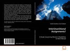 Buchcover von Inter(man)tional Assignments?