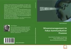 Buchcover von Wissensmanagement im Fokus kommunikativer Prozesse