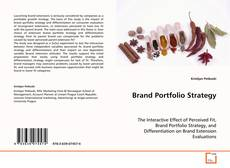 Bookcover of Brand Portfolio Strategy