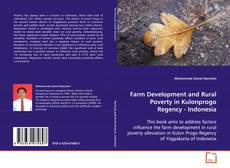 Bookcover of Farm Development and Rural Poverty in Kulonprogo Regency - Indonesia