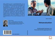 Bookcover of Metaevaluation