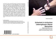 Bookcover of Sicherheit in kritischen Lebensphasen älterer Menschen