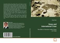 Bookcover of Stress and International Crises