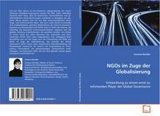 Buchcover von NGOs im Zuge der Globalisierung