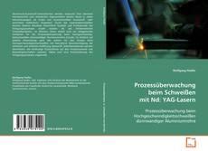 Bookcover of Prozessüberwachung beim Schweißen mit Nd:YAG-Lasern