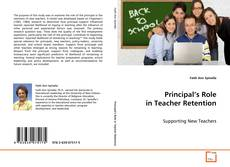 Portada del libro de Principal's Role in Teacher Retention