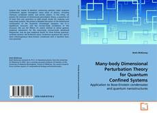 Bookcover of Many-body Dimensional Perturbation Theory for Quantum Confined Systems