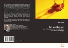 Bookcover of Zeit und Erleben
