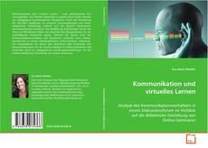 Buchcover von Kommunikation und virtuelles Lernen