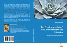 """Обложка Der """"realismo mágico"""" und die Phantastische Literatur"""
