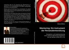 Borítókép a  Mentoring: Ein Instrument der Personalentwicklung - hoz