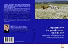 Bookcover of Diagnostik von Lungenabszessen beim Fohlen