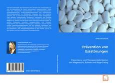 Обложка Prävention von Essstörungen