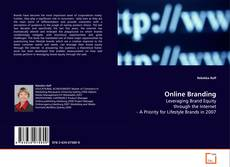 Capa do livro de Online Branding