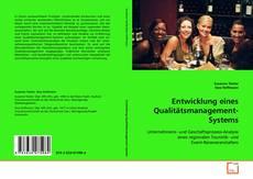 Portada del libro de Entwicklung eines Qualitätsmanagement-Systems