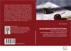 Buchcover von RISIKOBERICHTERSTATTUNG