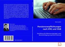 Copertina di Pensionsverpflichtungen nach IFRS und HGB