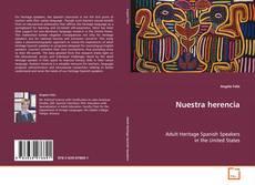 Обложка Nuestra herencia